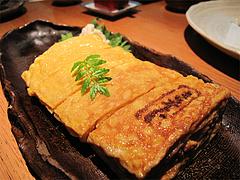 料理:玉子焼@蕎麦・木曽路
