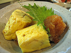 料理:だし巻き@海蔵喰からつんもん・赤坂