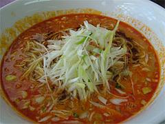 タンタン麺白@ちー坊の食堂屋形原店