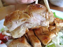ランチ:チキンのテリヤキサラダアップ@キッチンハウスあをい(あをい食堂)・平尾