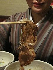 9ランチ:帯広名物豚丼のブタ@居酒屋しょうき・大橋店