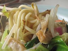 料理:チャンポン麺@白雲軒・福岡