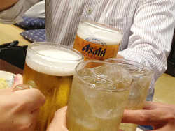 5乾杯@酒房・武蔵