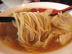 12ランチ:中華ラーメン麺@中華・同福居