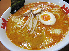料理:醤坦とんこつらーめん650円@博多めんとく屋(麺篤屋)