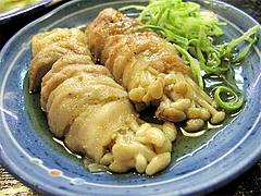料理串:えのき巻き210円@焼鳥みのかさ・小笹