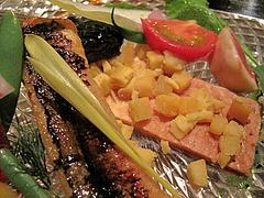 7冷たい前菜の下層部@レザンドール・フレンチ・ワインバー・西中洲