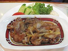 料理:ポークしょうが焼定食950円@レストラン喫茶・赤坂美松