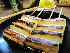 料理:白ネギ130円@高田屋・焼鳥・倉敷