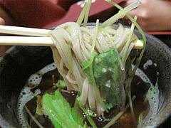 料理:山芋とろろと水菜390円@生粉蕎麦・玄・長浜