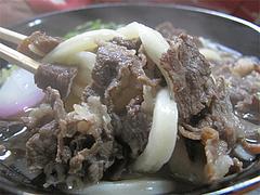 13メニュー:さくら肉うどん@博多さぬきうどん・渡辺通り店