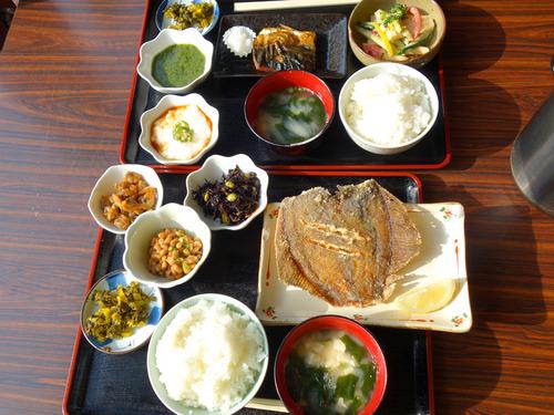 【福岡】おかずが選べる!博多上川端商店街のお食事処♪@田園の風景