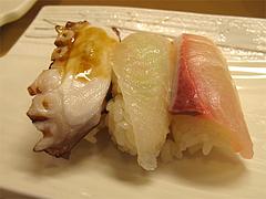 料理:寿司4@寿司 味処 河童・平尾