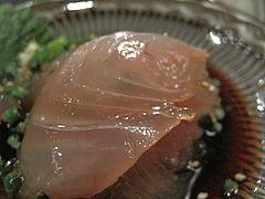 料理:大分郷土料理・りゅうきゅう・タイとヒラス@白金玄歩・居酒屋・薬院