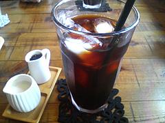 料理:アイスコーヒー@マリンのおやつ田主丸店
