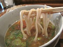 17つけ麺:全粒粉@麺道はなもこし(花もこし)・薬院