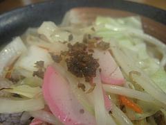 料理:チャンポン具@ちゃんぽんならここ・赤坂店