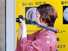 その他:今日感テレビ・上野敏子さん1。@らーめん大・福岡大橋店