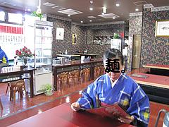 店内:小上がりとテーブル席@白頭山・福岡店
