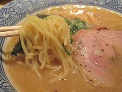 5ランチ:博多中華そば麺@博多中華そば・まるげん・平尾