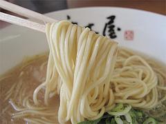 料理:ラーメン麺@唐木屋・屋形原店・やよい坂