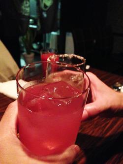 2乾杯@阿龍(アーロン)