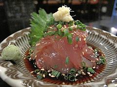 料理:大分郷土料理・琉球(りゅうきゅう)@白金玄歩・居酒屋・薬院