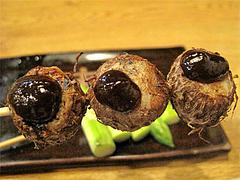 料理10:きぬかつぎ?@串焼き・釜飯の俵・久留米
