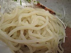 料理:つけ麺麺@一龍・小倉駅前