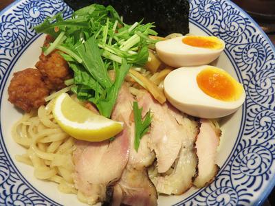 5濃厚鶏つけ麺スペシャル