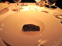 料理:鯛のごぼうペーストピカタ風@レストラン花の木・福岡