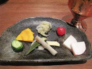 料理5800円コース1@小野の離れ