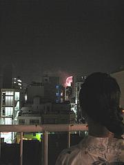 花火6@紺屋2023プロジェクト・大濠花火大会2011