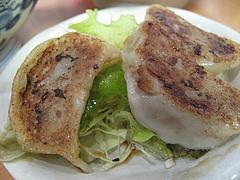 13ランチ:ラーメン定食・餃子3個@元祖赤のれん和亭(旧・節ちゃんラーメン住吉店)