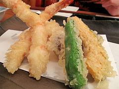 料理:天ぷらの盛り合わせ@博多まかない屋