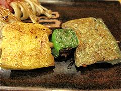 料理11:生麩@串焼き・釜飯の俵・久留米