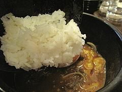 12ランチ:カレーうどんにご飯@浪花うどん満永