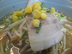 料理:味噌ラーメン具@札幌ラーメン・北海・老司