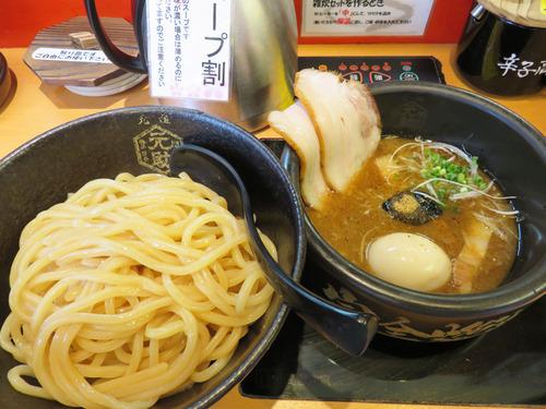 7特製つけ麺950円