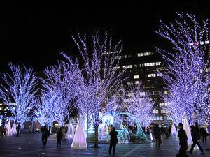 9博多駅@クリスマス