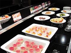 料理:デザートコーナー@スロープラスケー(SLOW+K)・中洲ゲイツ