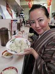 3ランチ:水餃子定食@中華料理・餃子李・薬院