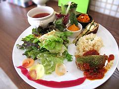 6ランチ:プレートランチ@食堂シェモア・フレンチ・イタリアン・洋食