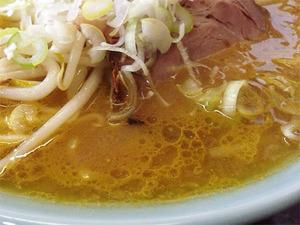 13味噌ラーメンスープ@一本亭