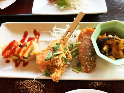 11秋鮭の西京焼き盛り合わせ