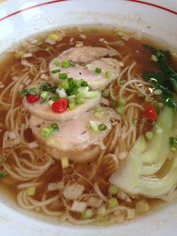 12サンゲタン麺700円@薬膳・天地礼心