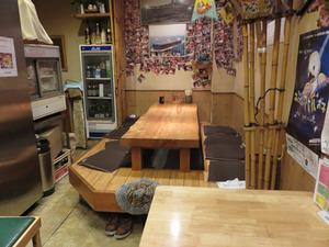 3テーブル席@たいちゃん