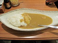 料理:ナイル復刻カレー490円@ナイル今泉店・天神