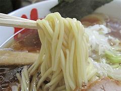 料理:正油ラーメン麺@めんとく屋