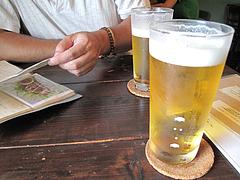 4ランチ:生ビール@タイ料理・THAI CAFE KATI(タイカフェ・カティ)・京都